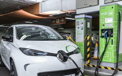 Clp Hong Kong Limited Has Recently Added 15 New Electric Vehicles Evs To Its Company Fleet Enhancing Efforts In The Movement For A